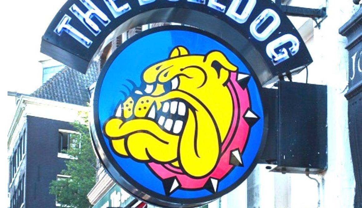 Bulldog Amsterdam Coffee Shop